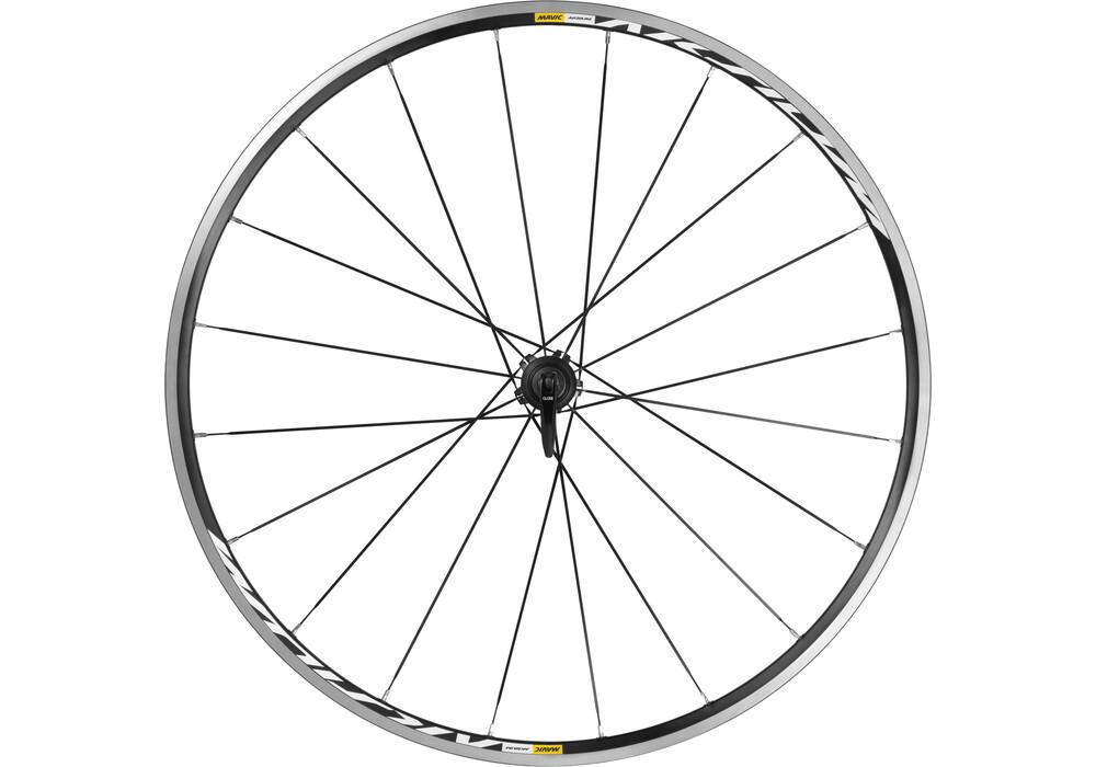 Mavic Aksium hjul Shimano M11 svart - till fenomenalt pris på Bikester